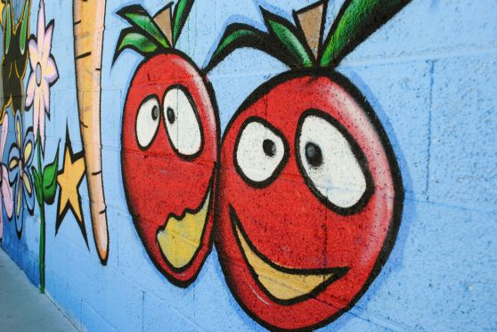 Tomato Paintings Queens Park SJLI - F2P Culinary Club
